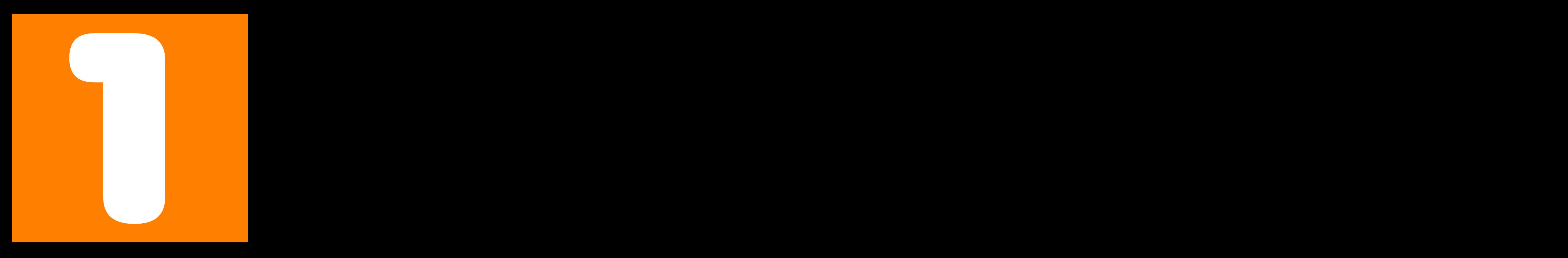 1 music radio logo png #2341