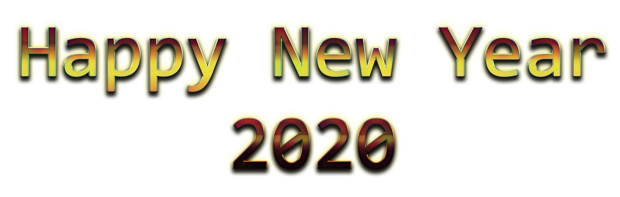 2020 New Year Png Images Happy New Year And 2020 Calendar