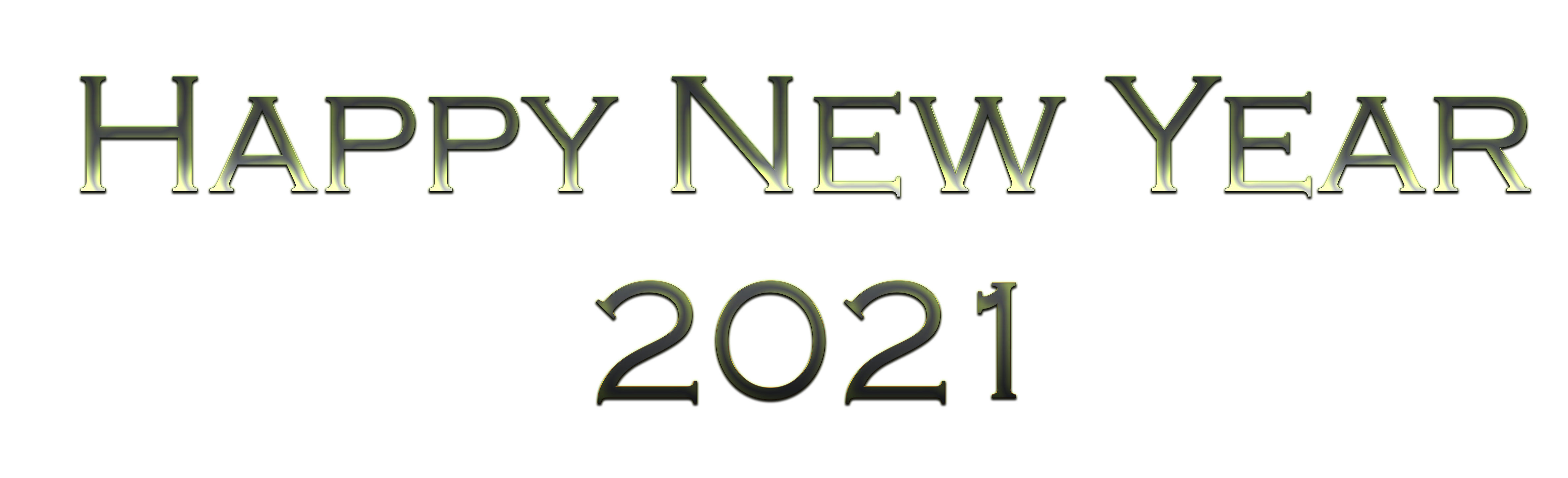 happy new year 2021 transparent download #41570