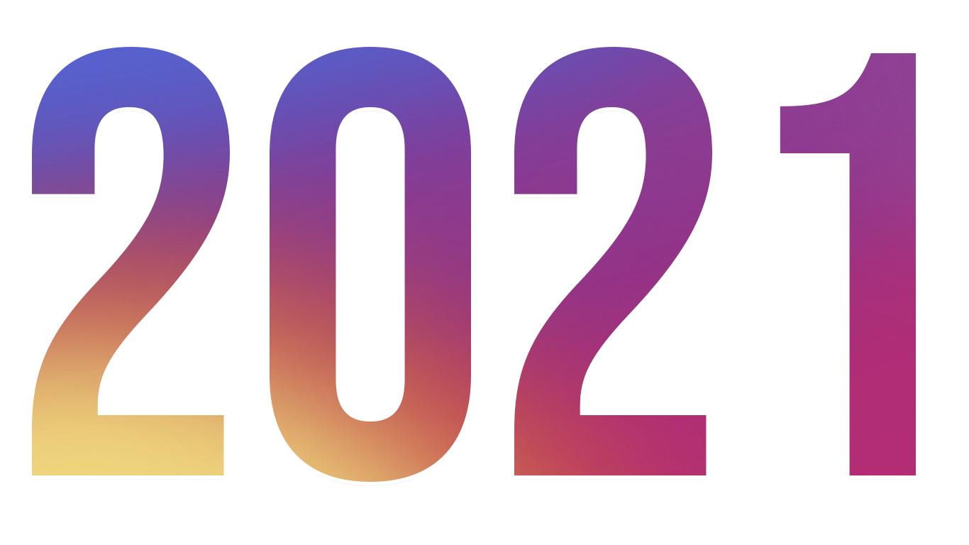 hd free 2021 transparent new year png images #41548