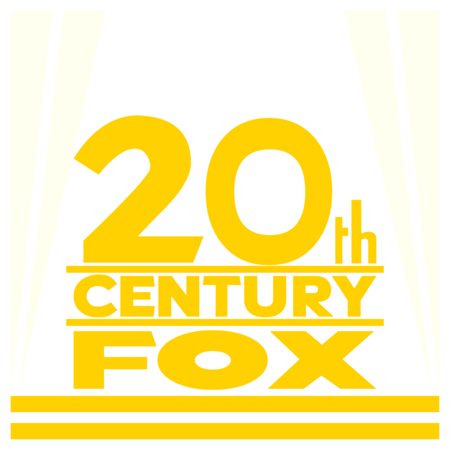 yellow 20th century fox png logo #2988