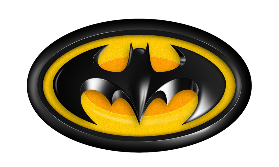 3d batman vector logo png 2055