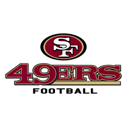 49ers football png logo 6822