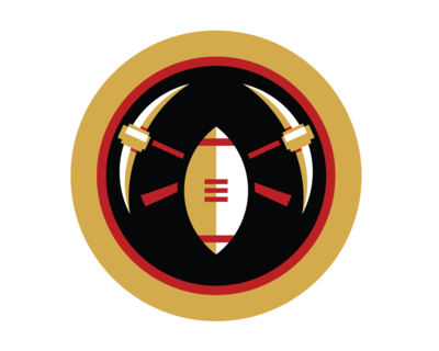 niners nation, a san francisco 49ers community png logo 6830