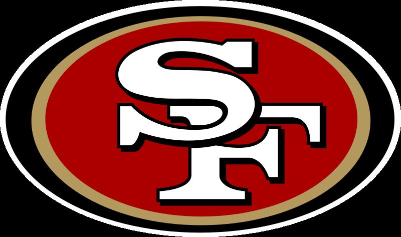 san francisco 49ers logo png