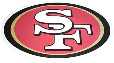 world brand san francisco 49ers logo png 6832