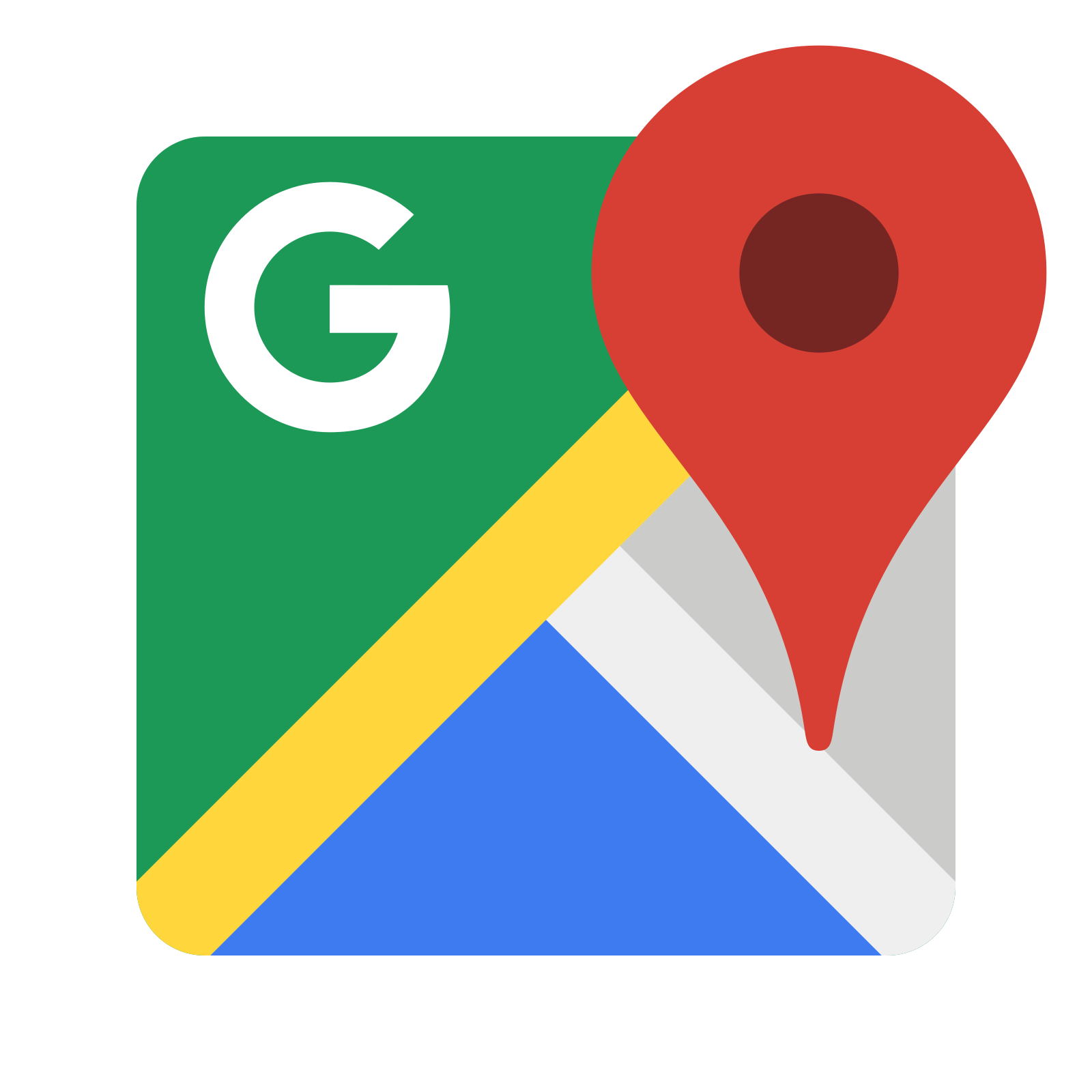 512x512 transparent logo google maps png #27173