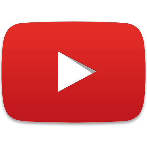 512x512 transparent logo youtube icon transparent youtube images vector #27150