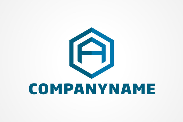 a letter logo #90