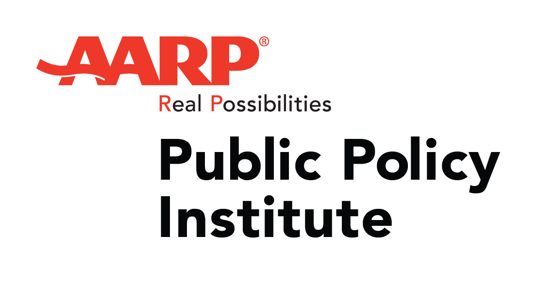 aarp policy institute png logo #5827