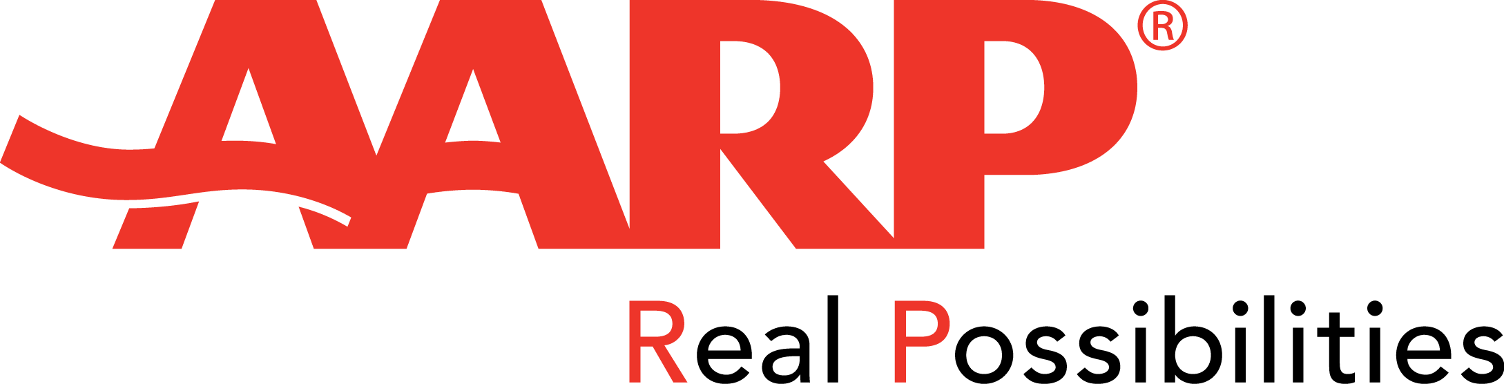 aarp real possibilities png logo #5811