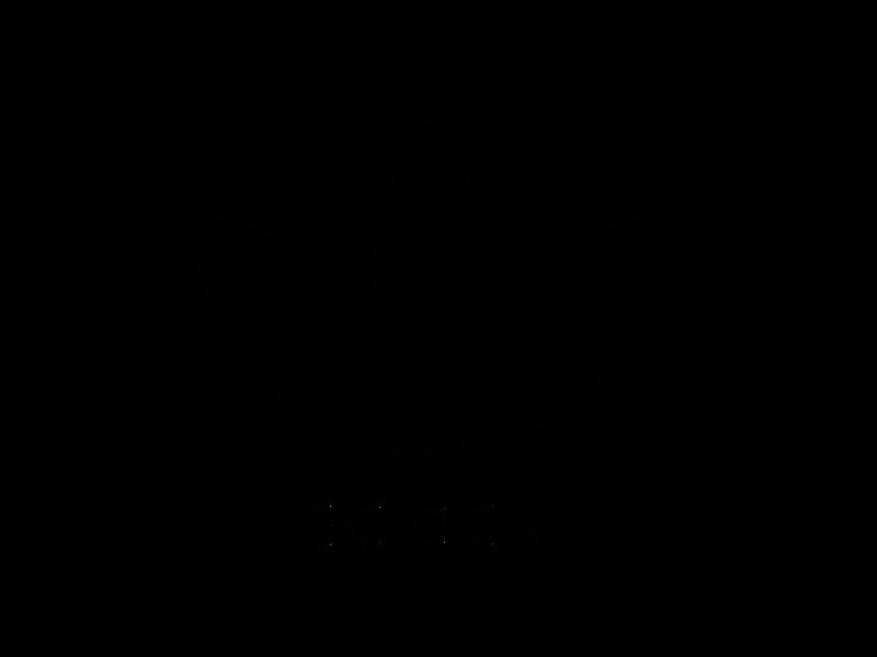 adidas logo png white images #2374