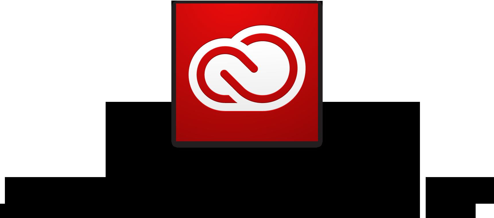 adobe creative cloud cc logo #1895