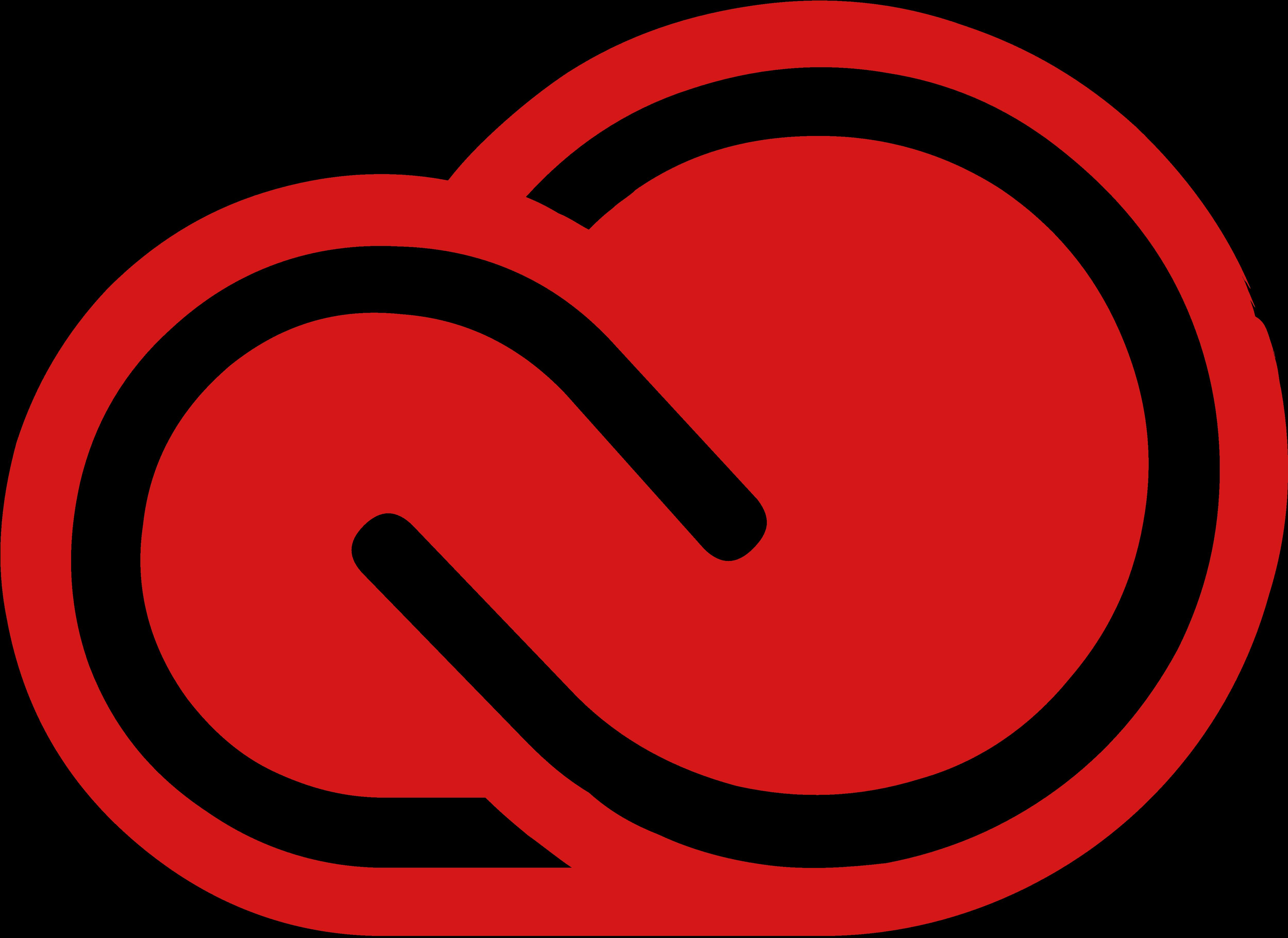 adobe creative cloud logo hd #1887