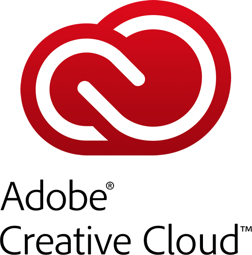 adobe creative cloud simple logo 1909