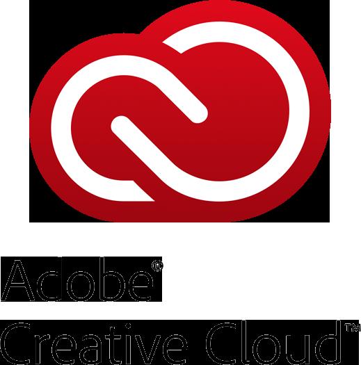 adobe creative cloud simple logo #1909