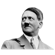 adolf hitler, chitler stickers set for telegram #26711