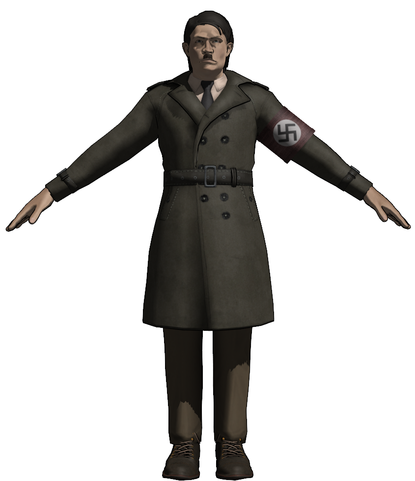 adolf hitler, fuhrer professor mikumikudance wiki fandom powered #26642