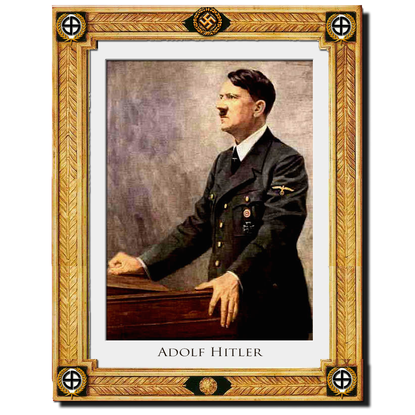 adolf hitler, the occult history the third reich the enigma #26665