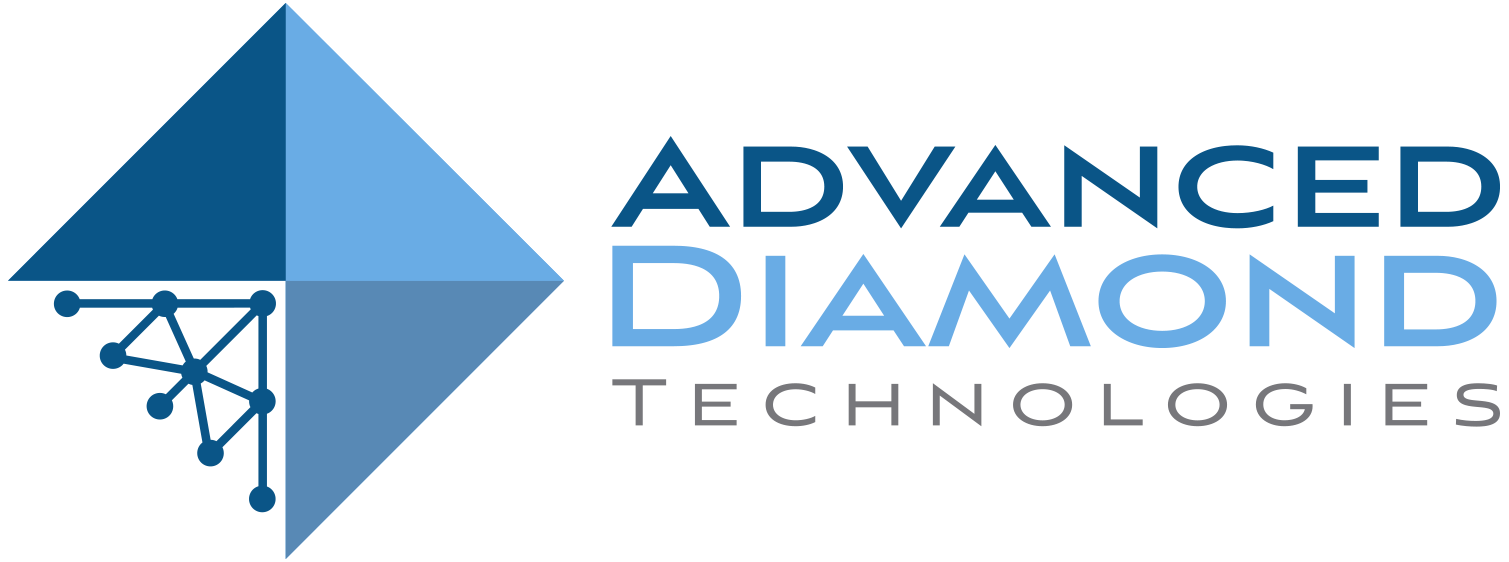 advanced diamond technologies png logo #6808