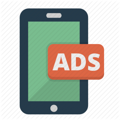 mobile ads, download advertising transparent image clipart #9015