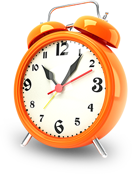 alarm clock, donut delivery your home business order online #24211