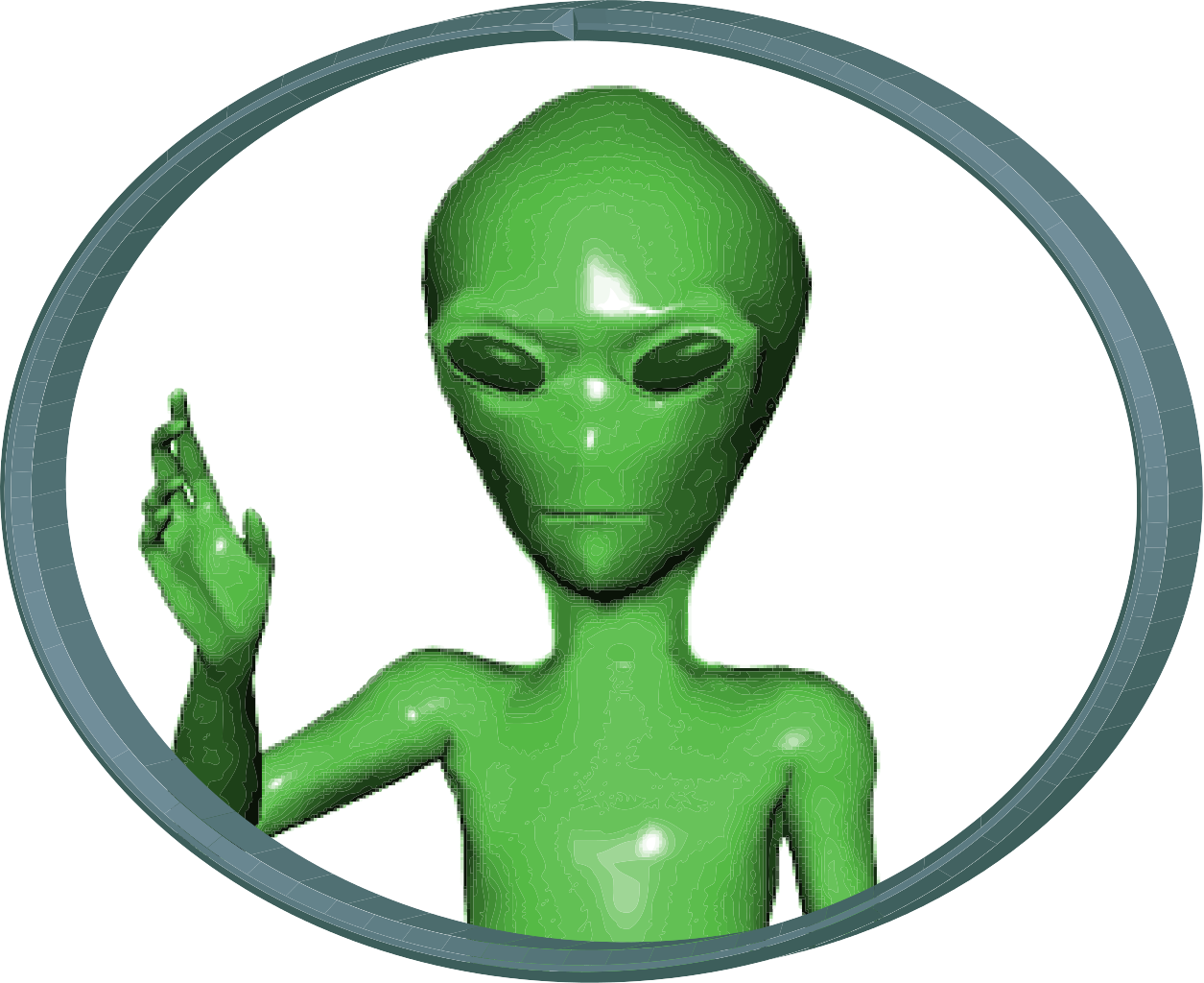 file alien icon svg wikimedia commons #22342