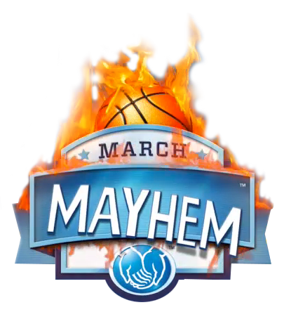 march mayhem bracket predictor allstate png logo #5349