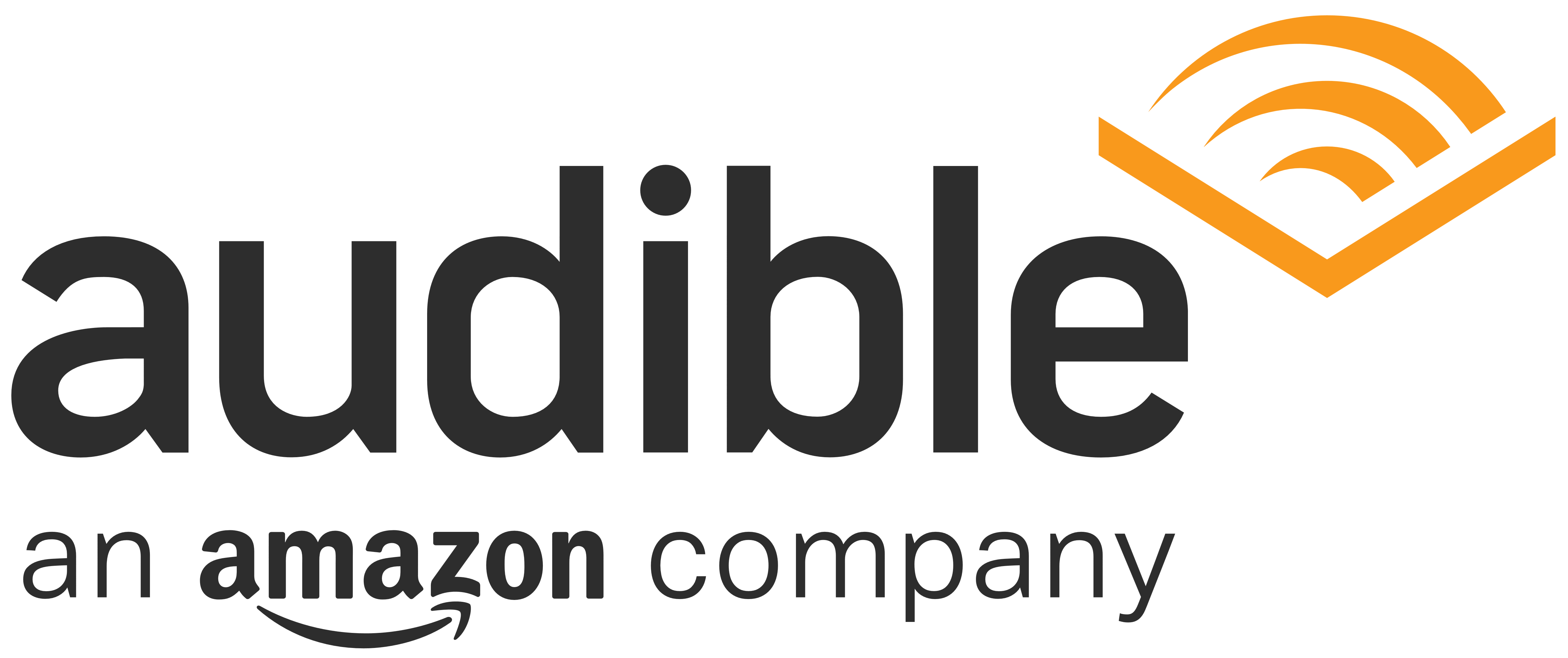 audible amazon png logo vector 6705