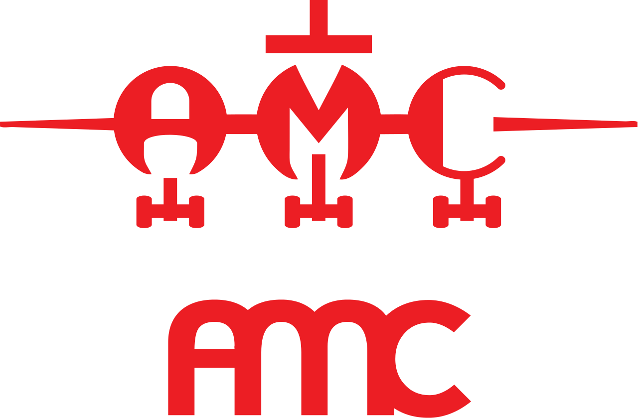 amc airlines logo png