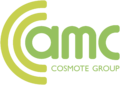 amc cosmote group company png logo