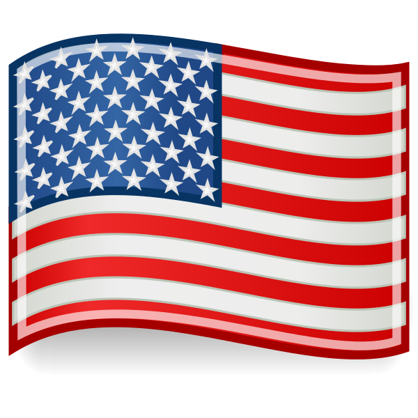 american flag file flag icon #38753