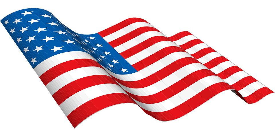 american flag vector graphic flag america american #38747