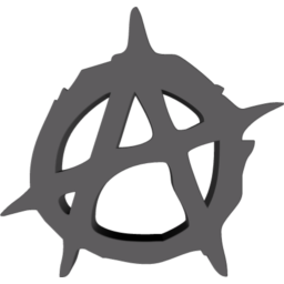 anarchy anarchist icon #34635