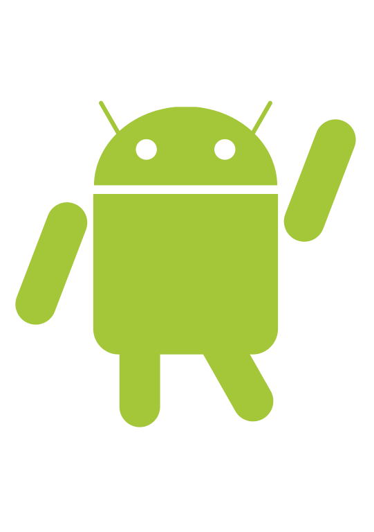 android logo, file android dance svg #12385
