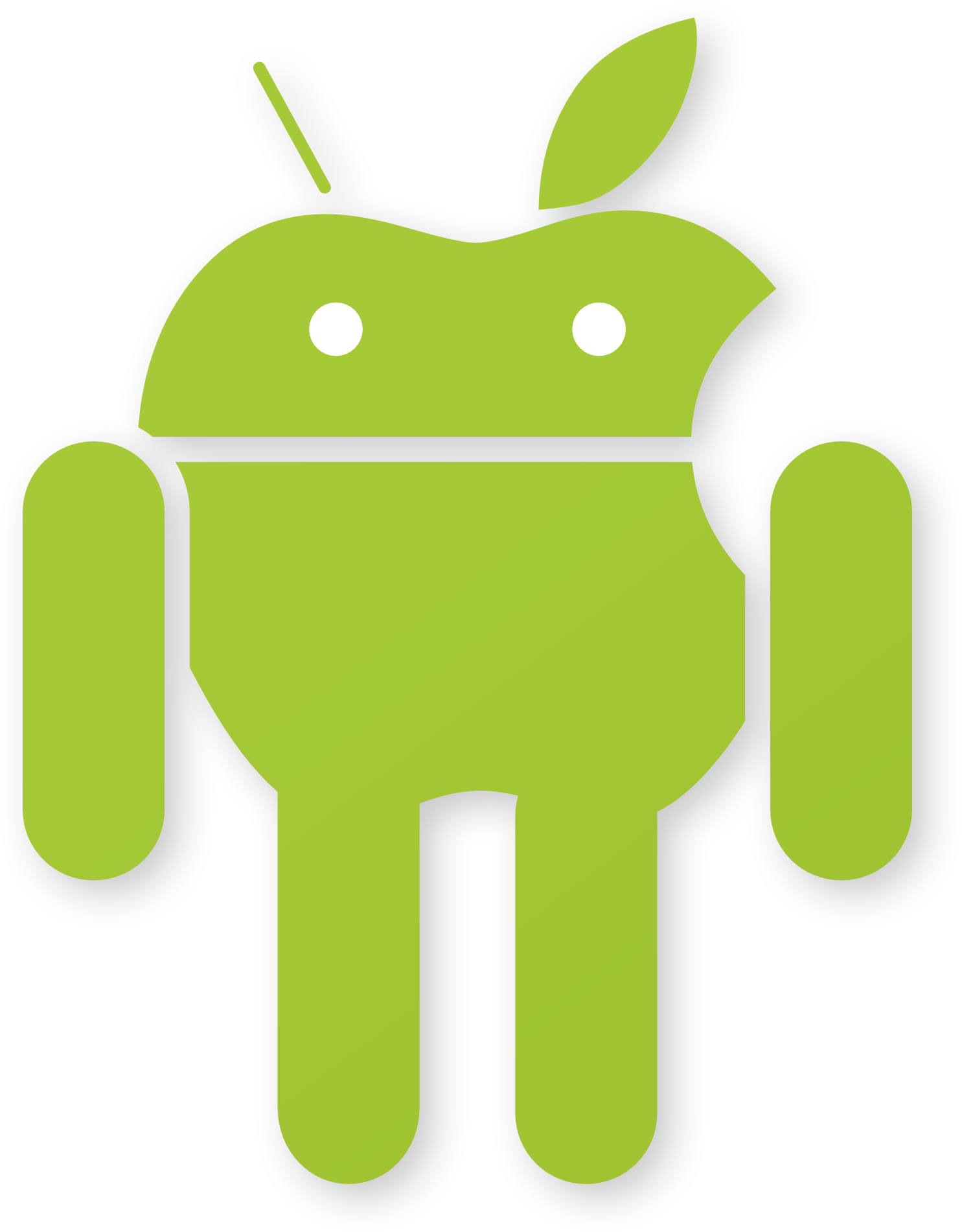 android logo, phone wars iphone android steve lovelace #12381