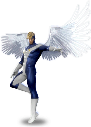 team powers angel marvel heroes omega item base 20568