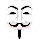 anonymous mask, flowers vectors png transparent images png only #17436