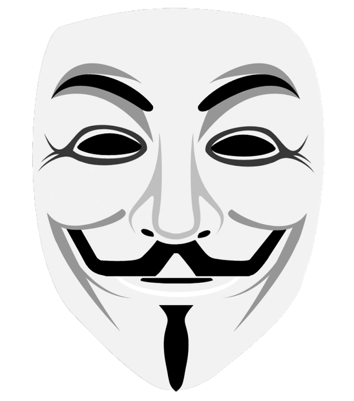 anonymous mask png web icons png #17424