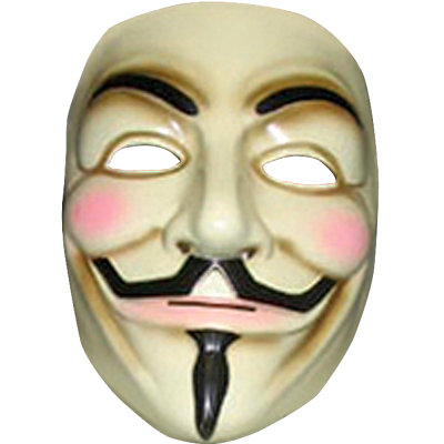 download anonymous mask png transparent image and clipart #17435