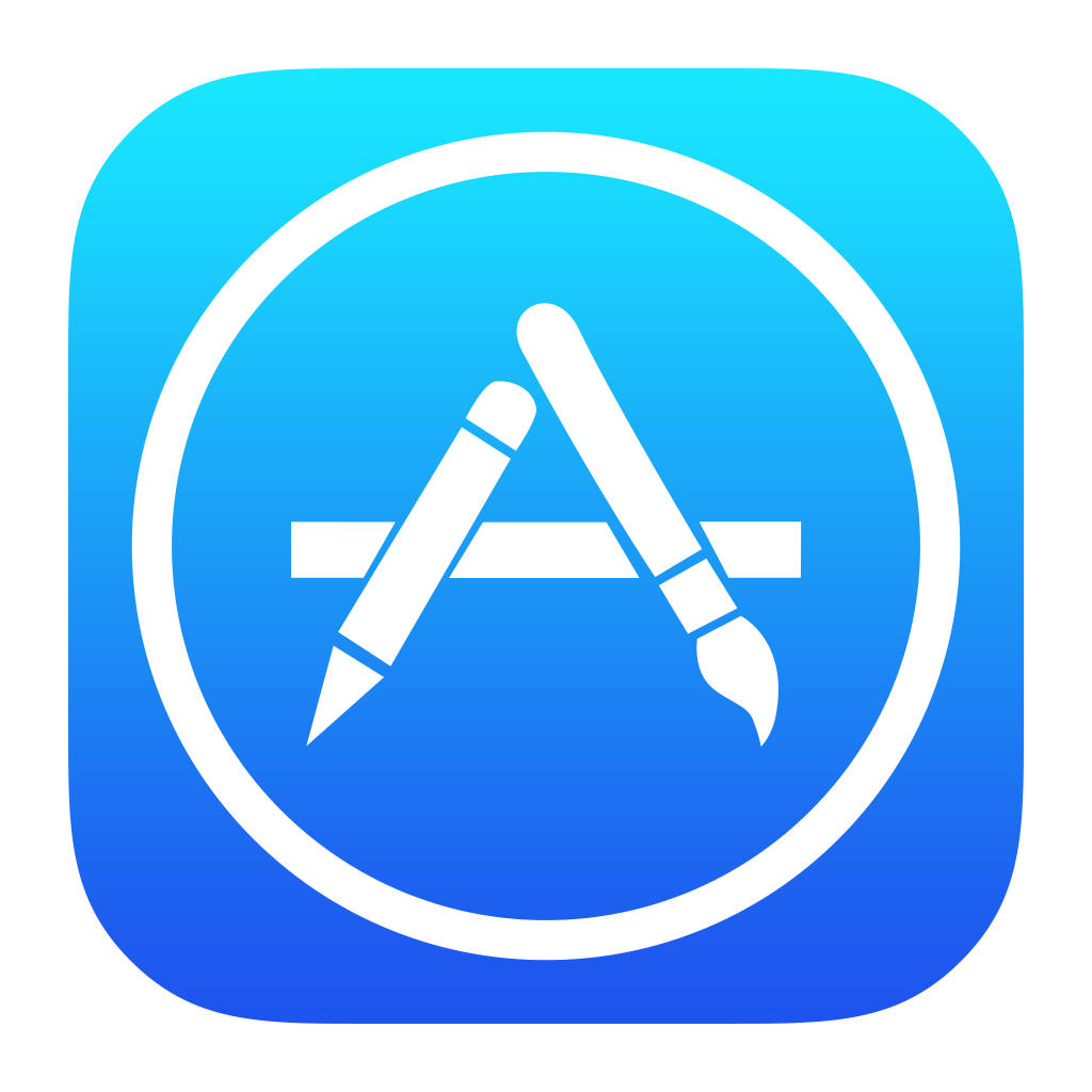 apple app store appstore icon png image purepng transparent #33120