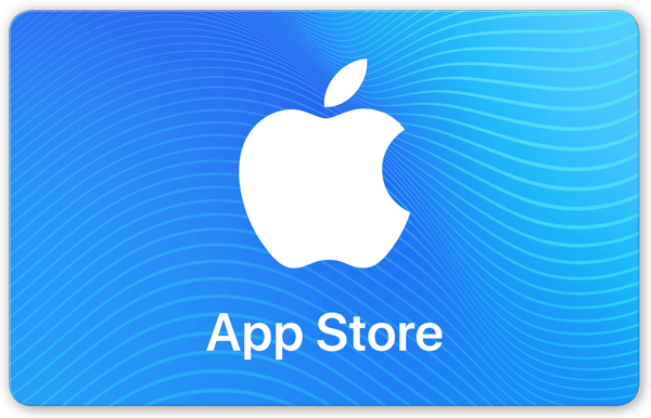 apple app store redeem your app store top card china mainland #33130