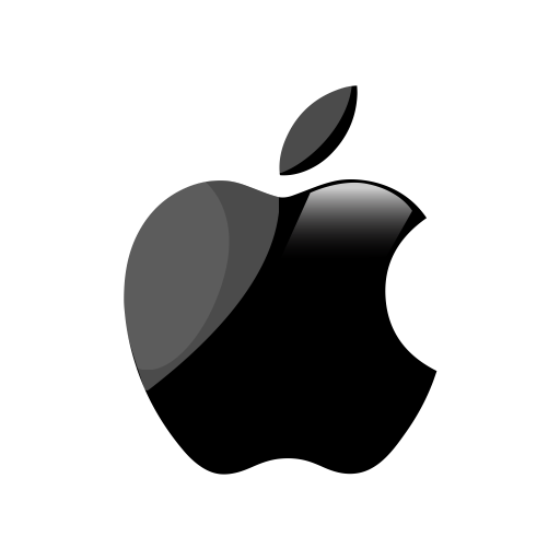 apple logo icon #9723