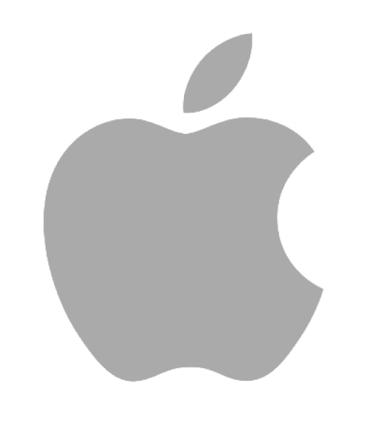 apple logo png apple grey logo png transparent pngpix #9731