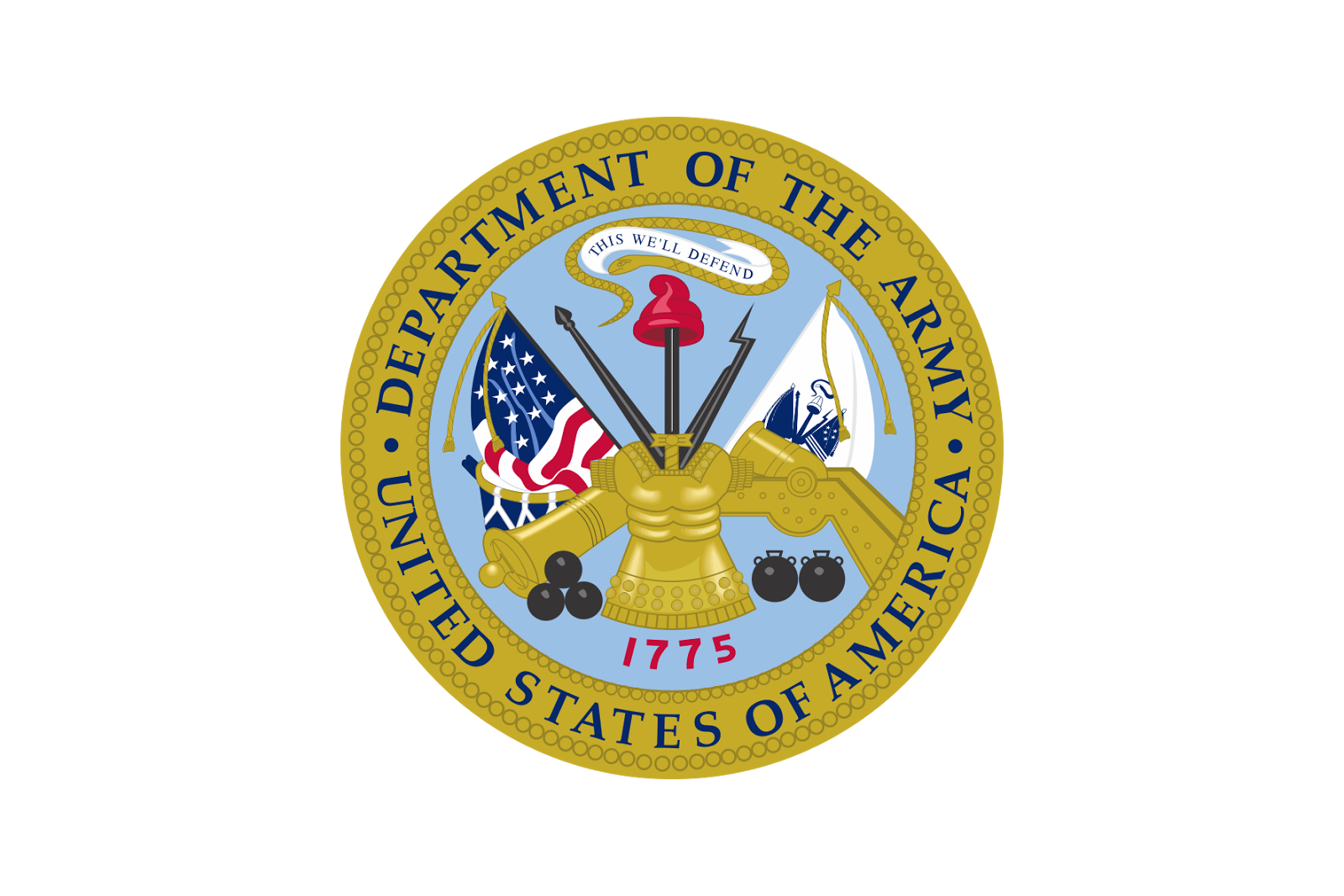 department of the army png logo images #2855