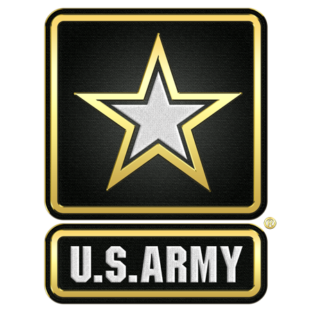 military united states army png logo and symbol