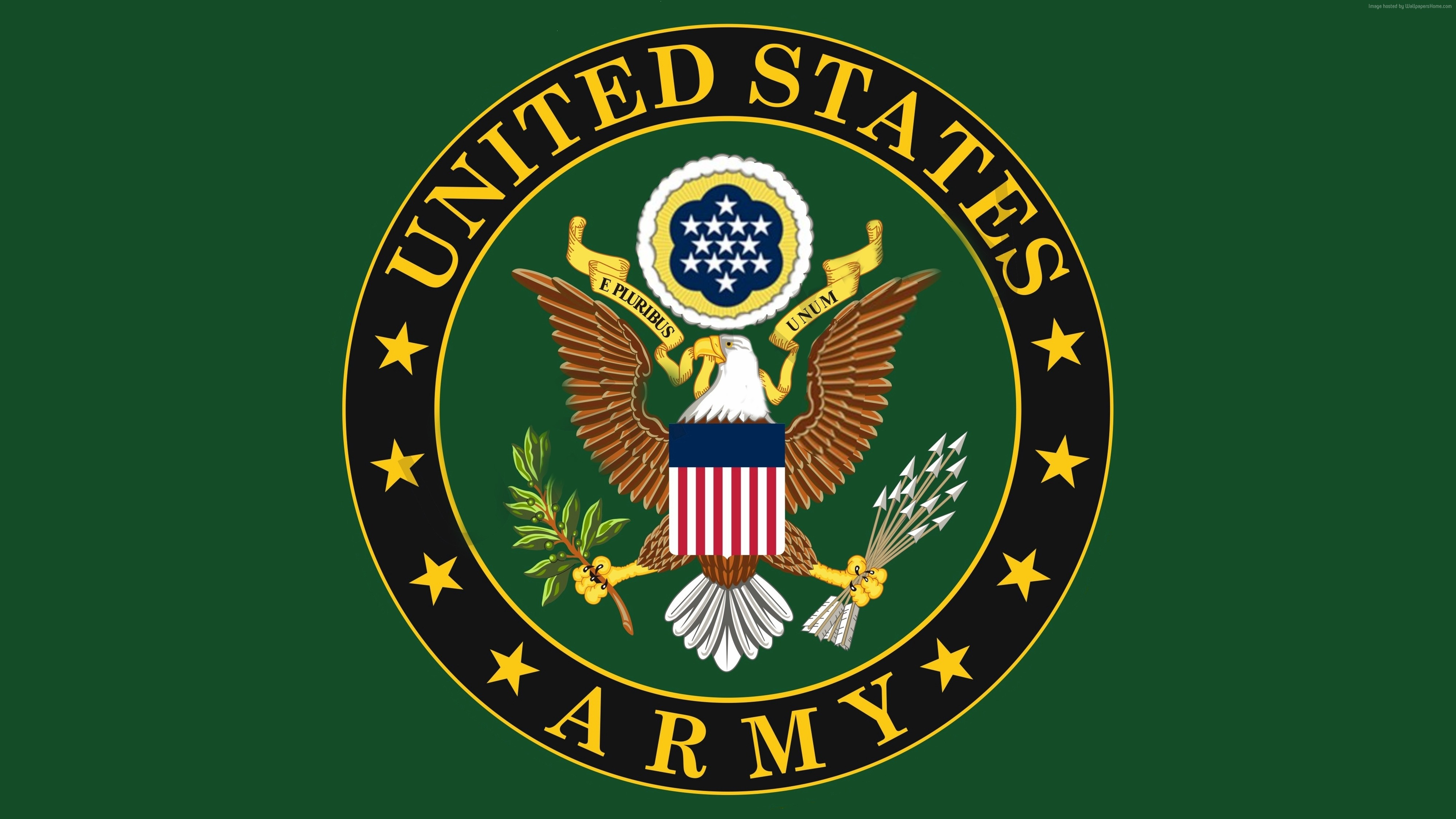 u.s. army, logo, eagle, military, png logo #2867