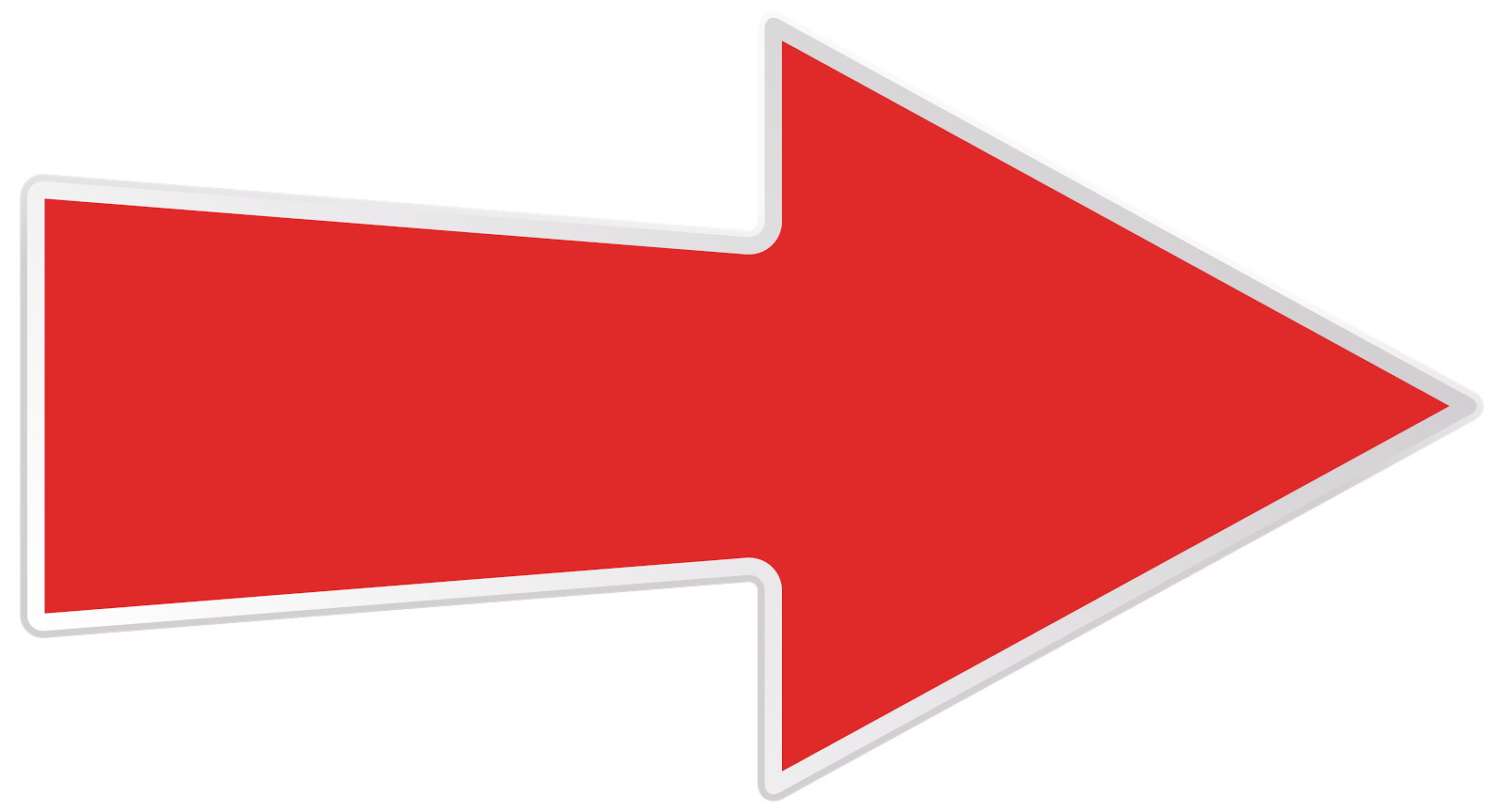 cedrone tocci right arrow red png #9186