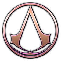 assassins creed logo, image assassin creed logo sonic news network #22707