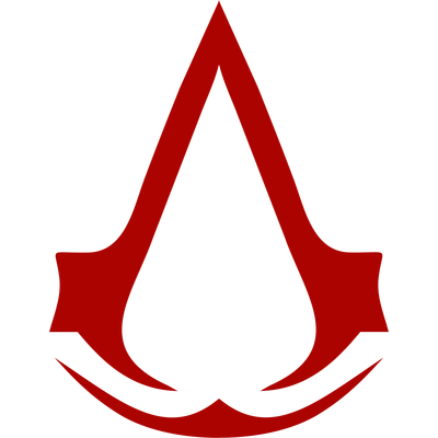 assassins creed logo transparent png stickpng #22674